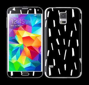 Strösseli tarrakuori Galaxy S5