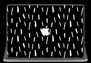 "Strösseli tarrakuori MacBook Pro Retina 15"" 2015"