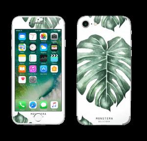 Monstera pattern Skin IPhone 7
