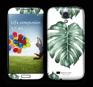 Monstera Deliciosa Vinilo  Galaxy S4