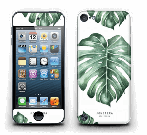 Monstera Deliciosa Skin IPod Touch 5th Gen