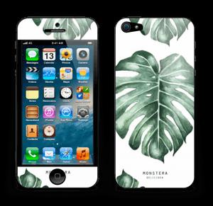Monstera Deliciosa Skin IPhone 5