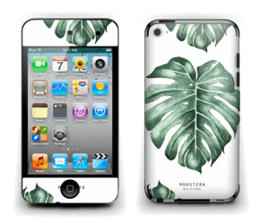 Monstera Deliciosa Skin IPod Touch 4th Gen