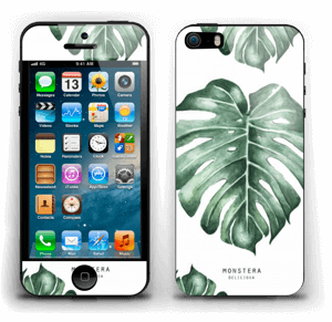 Monstera Deliciosa Skin IPhone 5s