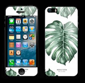 Monstera pattern Skin IPhone 5s