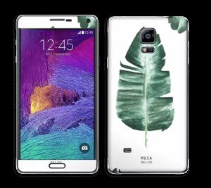 Musa Basjoo Skin Galaxy Note 4