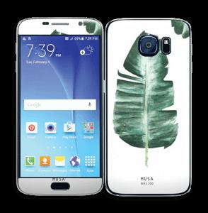 Musa Basjoo Skin Galaxy S6