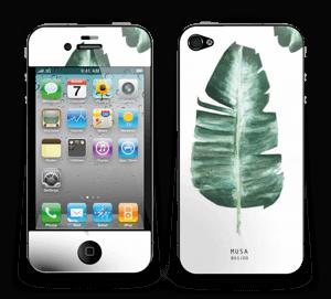 Musa Basjoo  Skin IPhone 4/4s
