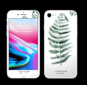 Pteridium Aquilinum   tarrakuori IPhone 8