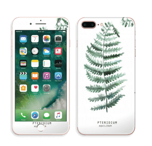 Pteridium Aquilinum Skin IPhone 7 Plus