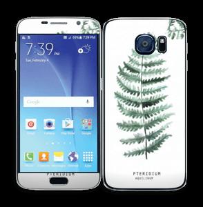 Pteridium Aquilinum Skin Galaxy S6