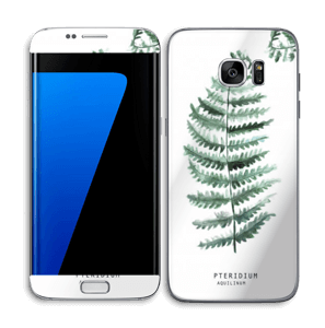 Pteridium Aquilinum Skin Galaxy S7 Edge