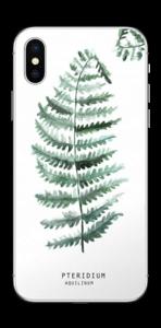 Pteridium Aquilinum Skin IPhone XS