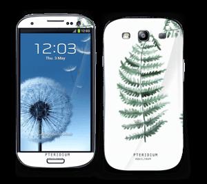 Pteridium Aquilinum Skin Galaxy S3