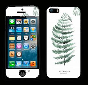 Pteridium Aquilinum  Skin IPhone 5s