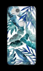 Tropisk mix cover Pixel 2