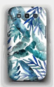 Sininen trooppinen sekoitus kuoret Galaxy S3