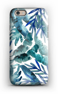 Tropical mix case IPhone 6 tough