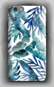 Sininen trooppinen sekoitus kuoret IPhone 6s