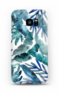 Tropisk mix cover Galaxy S7 Edge