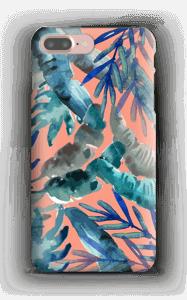 Farverig tropisk mix cover IPhone 7 Plus