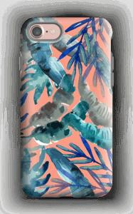 Farverig tropisk mix cover IPhone 7 tough