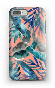 colorful tropics case IPhone 7 Plus tough