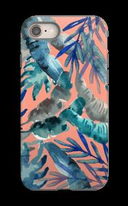 colorful tropics case IPhone 8 tough