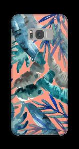 Trooppinen sekoitus kuoret Galaxy S8 Plus