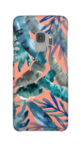 Mix tropicale colorato cover Galaxy S9