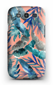 colorful tropics case Galaxy S3