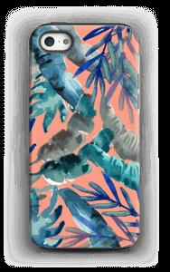 Farverig tropisk mix cover IPhone 5/5s tough