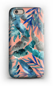 colorful tropics case IPhone 6 tough