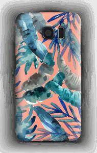 colorful tropics case Galaxy S6