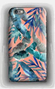colorful tropics case IPhone 6s Plus tough