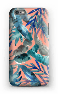 colorful tropics case IPhone 6 Plus tough