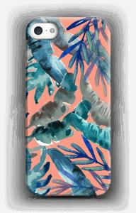 colorful tropics case IPhone SE
