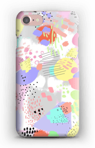 Abstract art case IPhone 7