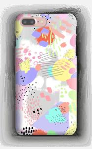 Abstrakt deksel IPhone 7 Plus