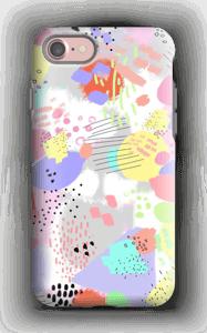 Abstrakt deksel IPhone 7 tough