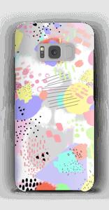 Abstrakt deksel Galaxy S8