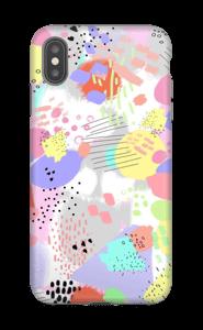 Abstrakt deksel IPhone XS Max tough