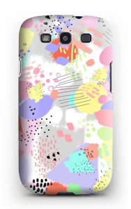 Couleurs abstraites Coque  Galaxy S3