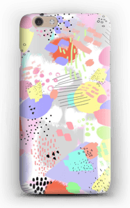Abstract hoesje IPhone 6