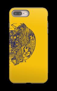 Kameraplaneten deksel IPhone 8 Plus tough
