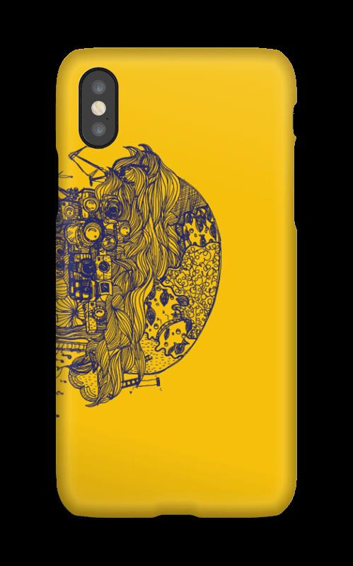Kameraplaneten deksel IPhone X