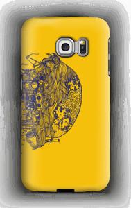Kameraplaneten deksel Galaxy S6 Edge