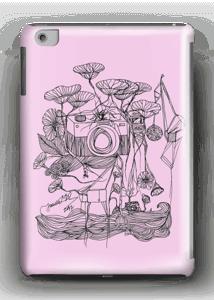 Kameraet og kranene rosa deksel IPad mini 2