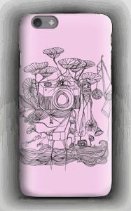 Kameraet og kranene rosa deksel IPhone 6s