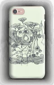 Kameraet og kranene deksel IPhone 7